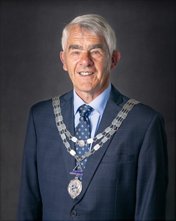 Councillor Galan Moss - Mayor