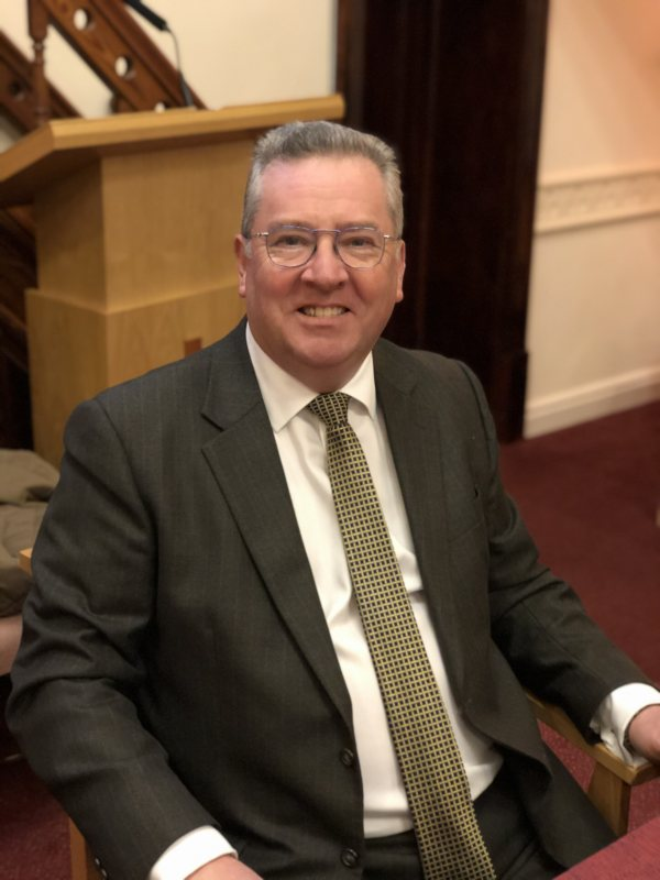 Councilllor Neil O'Byrne